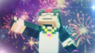 "Minecraft Animated Short : ""IF I COULD SEE YOUR FACE"" A Music Video"