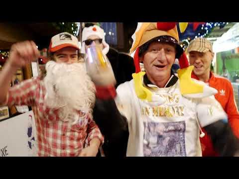 'Rad Santa' - Tom McGuire & The Brassholes