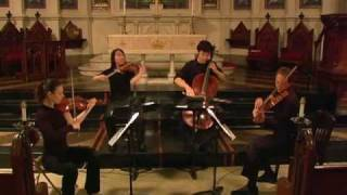 Attacca Quartet plays Haydn Op. 20 no. 4 - Fourth Movement