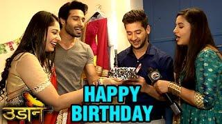 Paras Arora aka Vivaan BIRTHDAY Celebration With Chakor, Suraj & Imli | Udaan