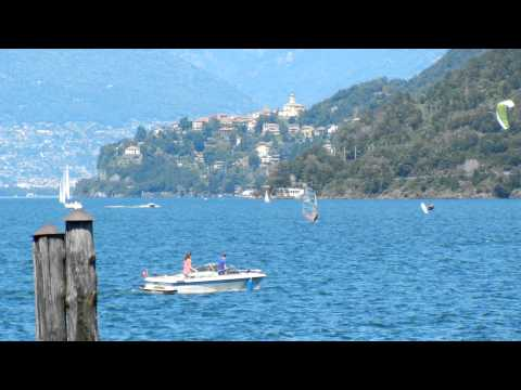 Wassersport am Lago Maggiore