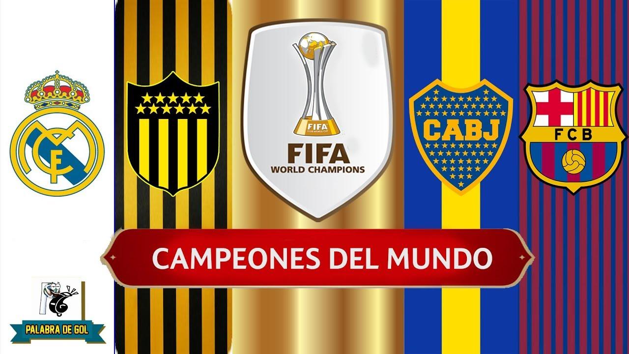 Mundial De Clubes: 20 GIGANTES CAMPEONES DEL MUNDIAL DE CLUBES