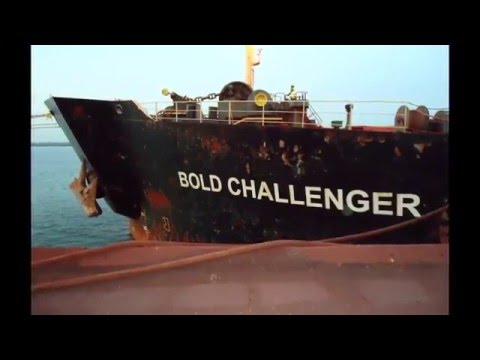 A Tribute to Mv Bold Challenger (ex Beate Oldendorff)