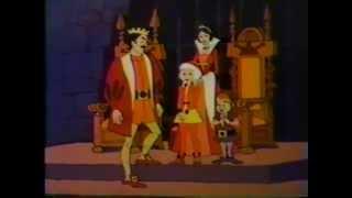 新・白雪姫 - A Snow White Christmas - 1980年 Filmation制作