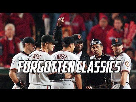 MLB | Forgotten Classics #7 - 2002 World Series Game 6 (SF vs ANA)
