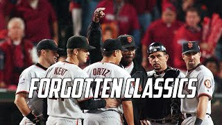 MLB | Forgotten Classics #7 - 2002 World Series Game 6 (SF vs ANA)