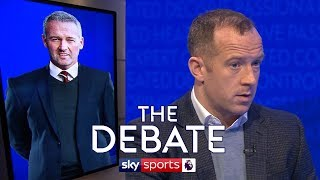 who will get relegated from the premier league? craig bellamy charlie adam the debate