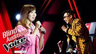ไอซ์ + Comment - ไหง่ง่อง - Blind Auditions - The Voice Thailand 2018 - 26 Nov 2018