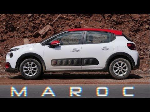 Review la Citroen C3 in MAROC!