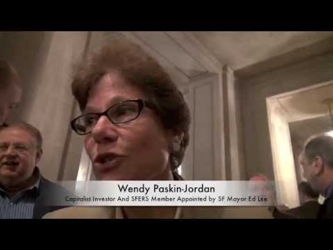 Millionaire Investor Wendy Paskin-Jordan Wants SFERS In Good Hedge Funds