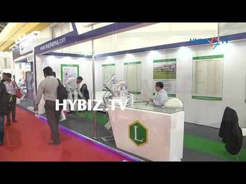 Lee Pharma | IPHEX 2017 Pharma and Health Care Exhibition Hyderabad
