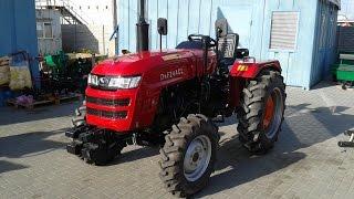Мини-трактор Shifeng DsF244CL (Шифенг DsF244CL) 3-х цилиндровый