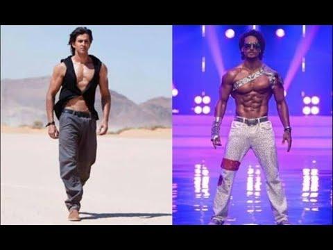 IIFA award | Tiger Shroff & Hrithik Roshan | dance | Ranveer Singh & Arjun Kapoor | 2018