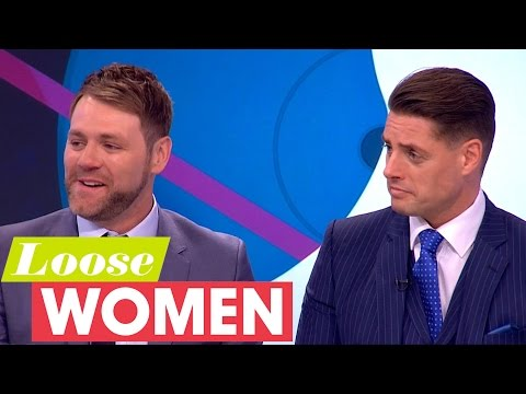Keith Duffy And Brian McFadden On Boyzlife  | Loose Women