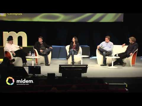 How To Work With the Fab Four: Merlin, UMG, Amazon & Google - midem Visionary Monday 2012