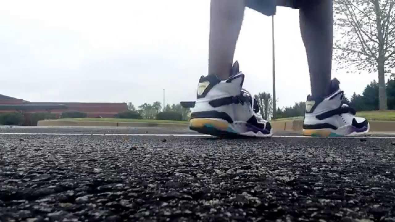 e0cc3fca7338 Converse aero jams on feet - YouTube