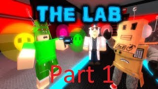 Roblox: The Lab Walkthrough Part 1