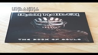 Baixar Iron Maiden - The Book of Souls ★ Unboxing ★ Limited Deluxe Edition