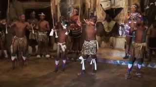 Niezwykly Swiat - RPA - Shakaland - Zuluski taniec cz 1