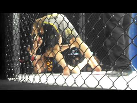 Gage Hedges-Apollo Swanson amateur MMA