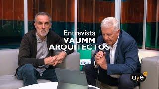 Entrevista VAUMM Arquitectos | Foro Contract | VITORIA