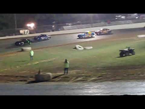Brownstown Speedway championship hornet race 10/5/19