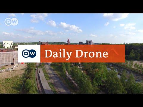 #DailyDrone: Zollverein Coal Mine, Essen