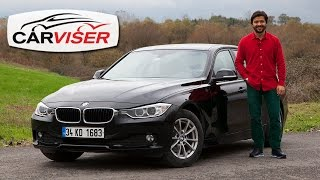 BMW 320i ED Test Sr Review English subtitled