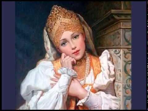 Есть женщины в русских селеньях... - Н. А. Некрасов