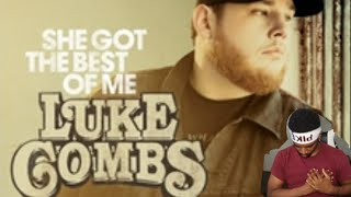 Luke Combs - She Got the Best of Me (Country Reaction!!)