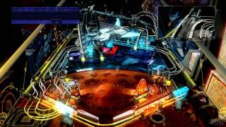 Pinball FX 2 - Mars Table
