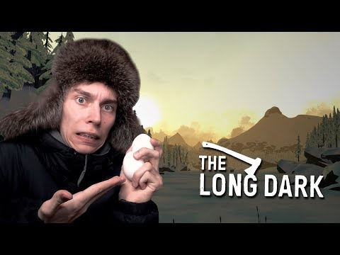 ОТМОРОЗИЛ ЯЙЦА в -30!! - The Long Dark - Wintermute: Episode 1 / ПРОХОЖДЕНИЕ STORY MODE #3