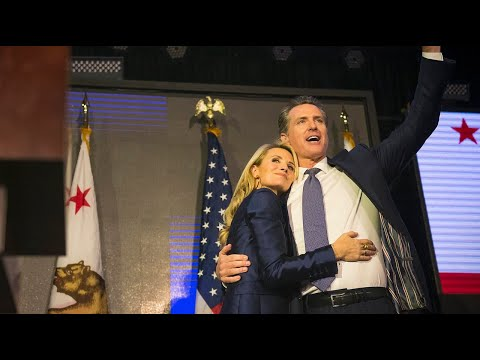 Meet California's new first lady: Jennifer Siebel Newsom