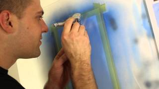 How to airbrush Clouds Pt.1!