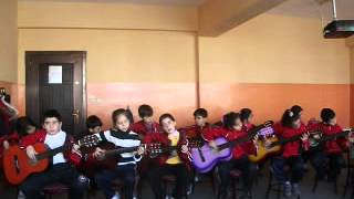 Melahat Hüdai Gitar Korosu - Neredesin sen