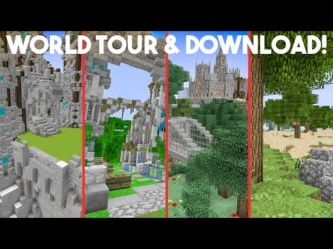Minecraft Building w/ BdoubleO :: World Tour! e450