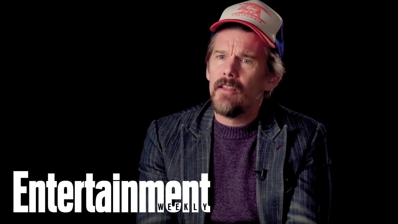 Ethan Hawke Dives Off The Deep End In 'First Reformed'