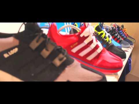 Transalpino store, Liverpool | rare adidas trainers, 80s casuals.