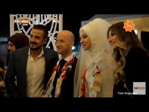 Arnavut Düğünü - Türk Düğünleri - İstanbul - TRT Avaz