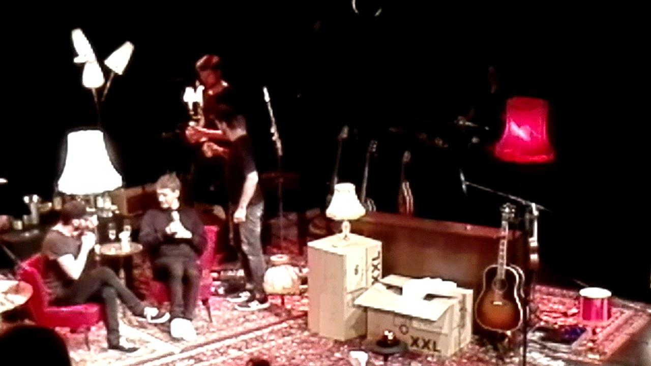 Tim Bendzko Wohnzimmer Konzert Tour 18.10.17 Erfurt