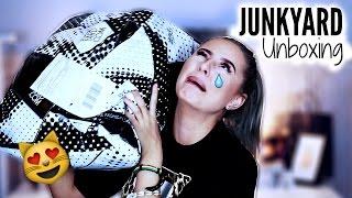 STOR Junkyard Unboxing ♡