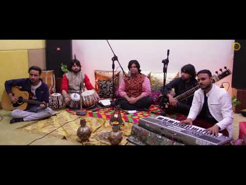 Farid Hasan Khan live with his Band  Raah E Ma'arfat | Sufi Adda Episode 1 | DM Folk Studio