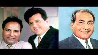 Shankar Jaikishan and Mohammed Rafi Superhit Songs (HQ)