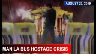Animated Video of Hong Kong Tourists Killed in Manila Bus Hostage Drama