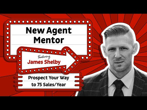 Live Just Listed/Just Sold Prospecting With James Shelby