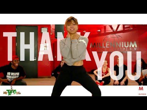 Kehlani - Thank You | Choreography With Jasmine Rafael