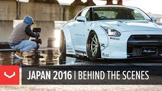 "Vossen Japan 2016 | ""Behind The Scenes"" | Mondera Japan"