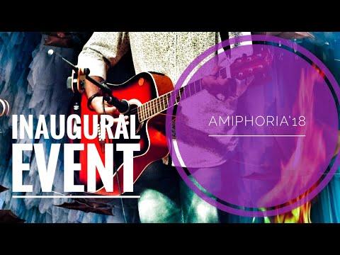 Amiphoria'18 | Inaugural Event | Amity University Kolkata