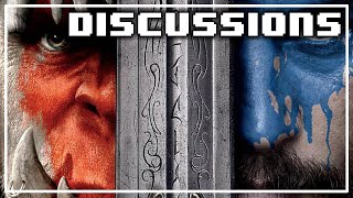 Discussions: Warcraft the Movie