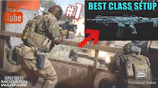 Call of Duty: Modern Warfare Best Class Setup For the Kilo 141 FMJ (Got To Try It)